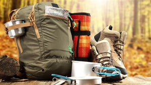 Full Camping Check-list