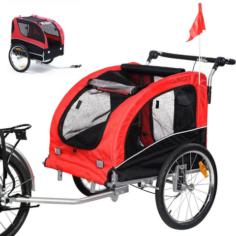 Foldable Pet Trailer