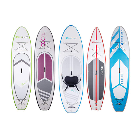 Inflatable Stand-Up Paddleboard,   Beach  -  OnTrack Outdoor