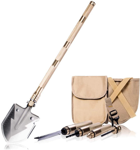 6 in 1 Folding Shovel