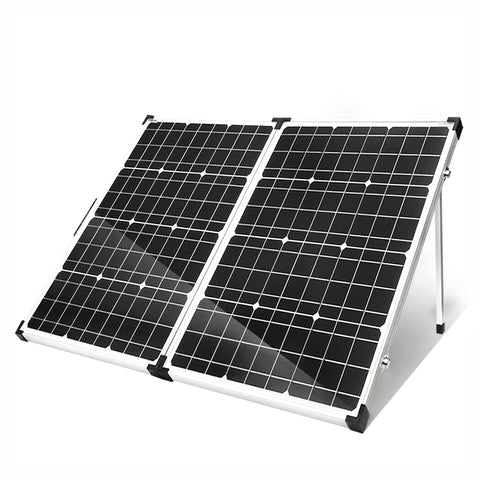 Folding Solar Panels Kit 200W with Regulator