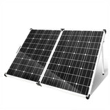 Folding Solar Panels Kit 250W with Regulator