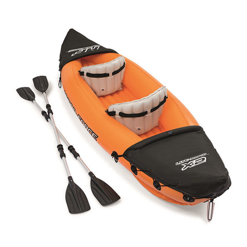 2-Person Inflatable Kayak,   Beach  -  OnTrack Outdoor
