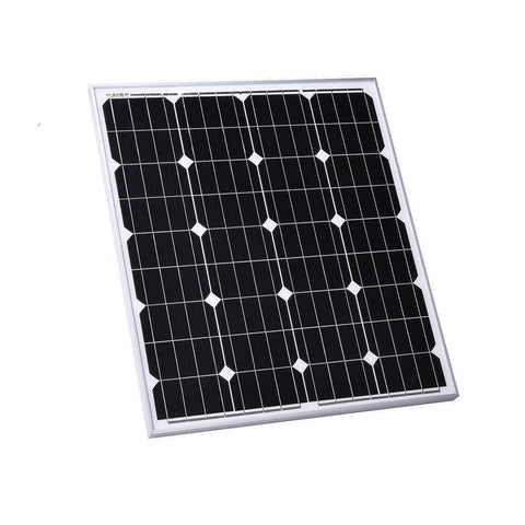100W Solar Panel for Camping