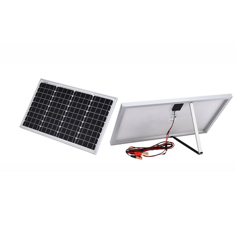 Solar Panels Kit 40W with Regulator