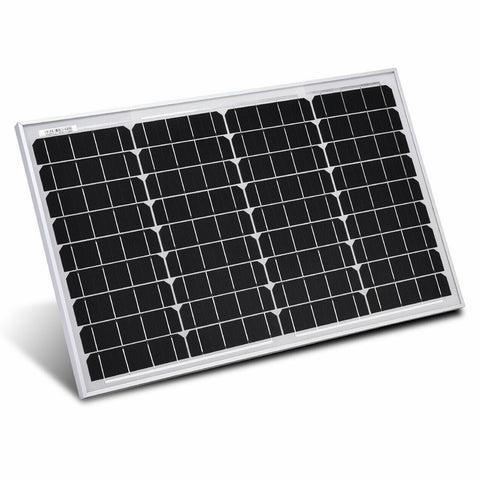 40W Solar Panel for Camping