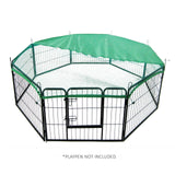 Mesh Cover for Pet Playpen