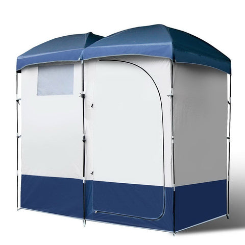 Double Dressing/Toilet Tent,   Shower  -  OnTrack Outdoor