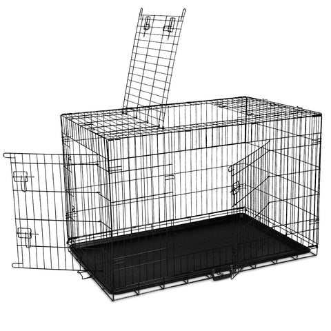 Folding Pet Cage,   Pet  -  OnTrack Outdoor