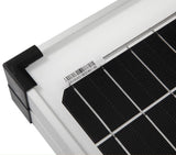 Folding Solar Panels Kit 160W with Regulator - Solar - Default Title