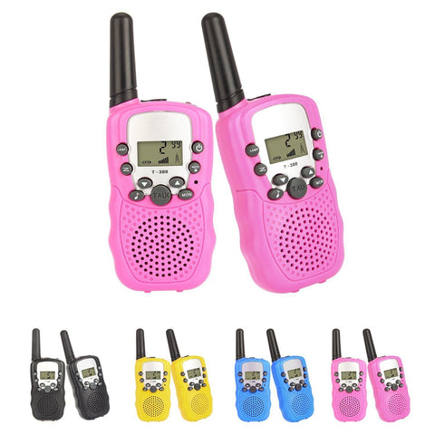 Kids Walkie Talkie x2