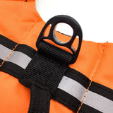 Dog Life Jacket - Pet - XS,S,M,L,XL