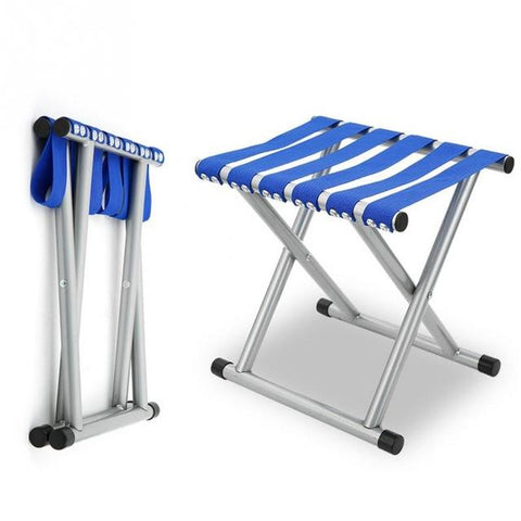 Lightweight Foldable Stool - - blue,green