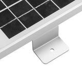 4x Aluminum Brackets for Solar Panels