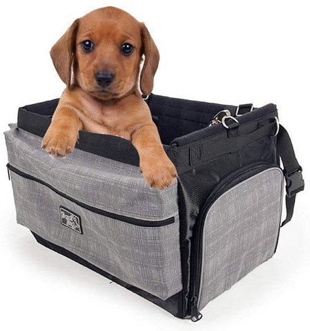 Premium Bike Dog Carrier