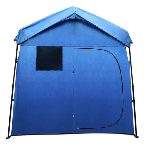 Double Pop-Up Dressing Tent,   Shower  -  OnTrack Outdoor