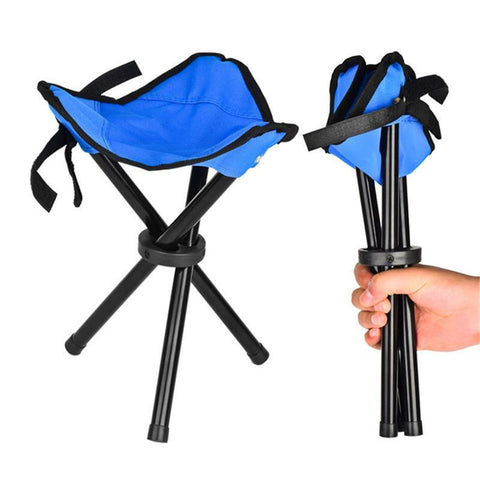Tripod Folding Stool - Fishing - Default Title