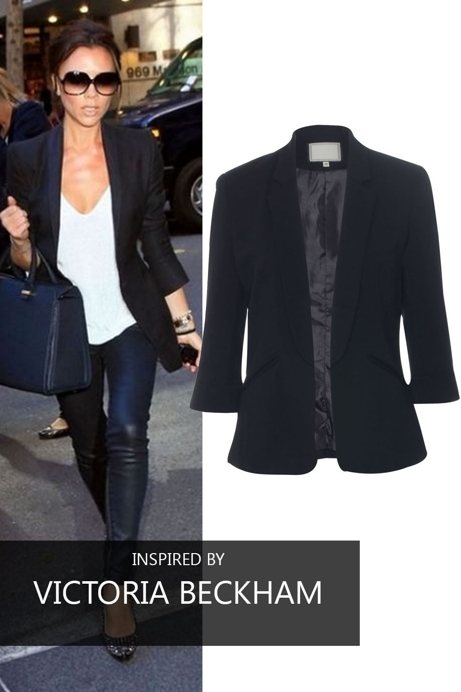 MATILDA TAILORED BLAZER