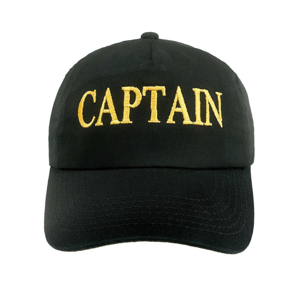 Baseball Cap Yachting Captain Adjustable Strap Boys Mens Sun Summer Hat Cotton