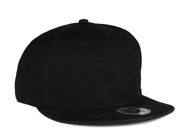 Men Women Plain Casual Snap Back Cap Adjustable Strap BASEBALL HAT SNAPBACK La