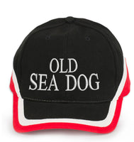 Captain Baseball cap new cotton Mens  Women  with various logos red black  white