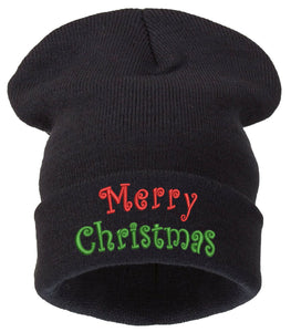 Mens Ladies Knitted Winter Oversized Mery Beanie Xmas Hat Cap skateboard