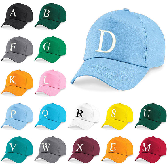 Junior legionnaire Baseball Cap Boy Girl Children Green Hat Protection A-Z
