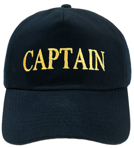 Baseball Cap Yachting Captain Adjustable Strap Boys Mensc Summer Hat Cotton Navy
