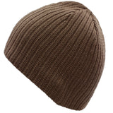 Kniteted Beanie Oli Hat Winter Warm Wooly Unisex Mens Ladies Ski Skull Cap