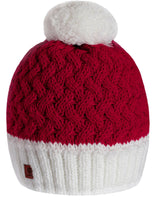 Kniteted Beanie Hat Winter Warm Wooly Mens Ladies Ski Skull Cap Fleece Worm