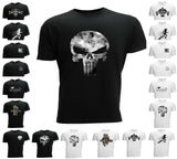 GYMPOWER Gym T-Shirt Top Gym Clothing Vest Workout Training UK Bodybuilding