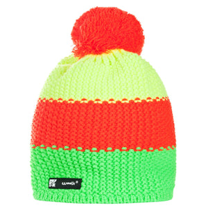 Men Women Winter Beanie Hat Knitted CRYSTAL Ladies Fashion Large Pom Pom Gifts 4