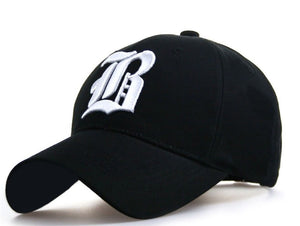 Letter A  Z Baseball Caps Hat Girls Boys Childrens Kids Summer Sun