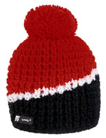 Kniteted Beanie Hat Winter Warm Wooly Mens Ladies Ski Skull Cap Fleece Liner Tim