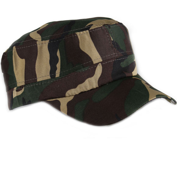 Men Military Hat Camouflage Sport Cap Army Cadet  Casual BASEBALL Camo Moro 1