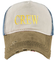 Captain Yachting Baseball Cap Strap Mens Summer Hat Cotton Navy Brown Gold