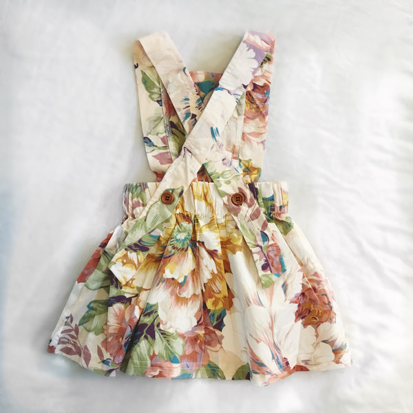 Hazel Pinafore Dress
