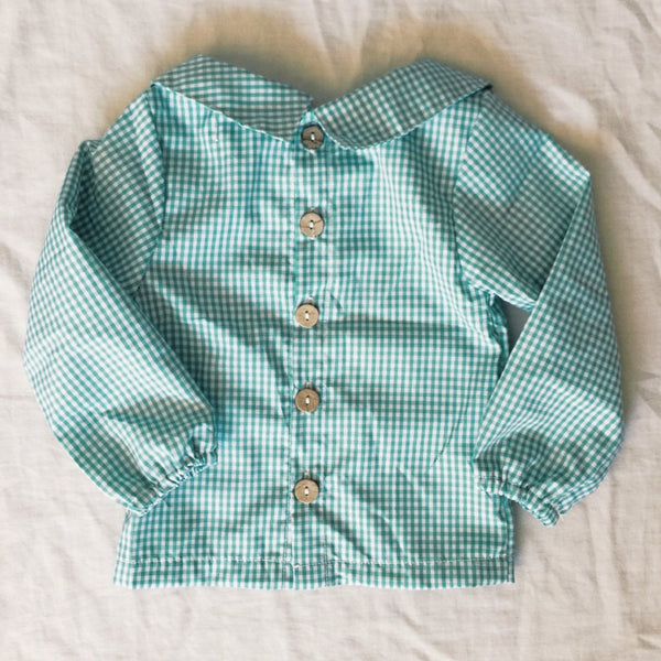 Avery Collared Blouse