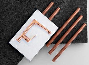 New:Adell Azure PVD Copper and Matt Copper