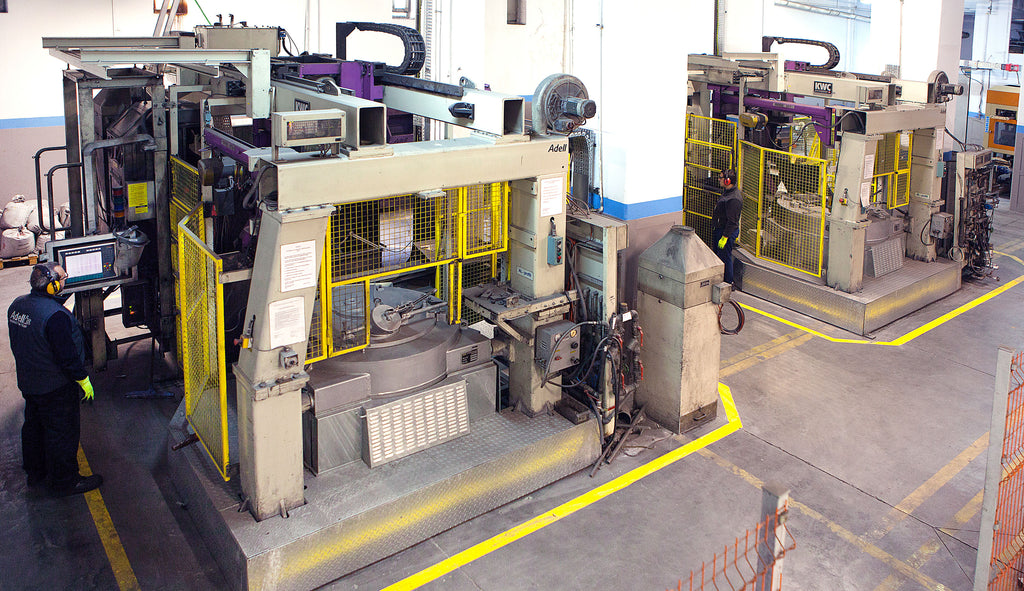 ADELL KWC Low Pressure Casting Machine