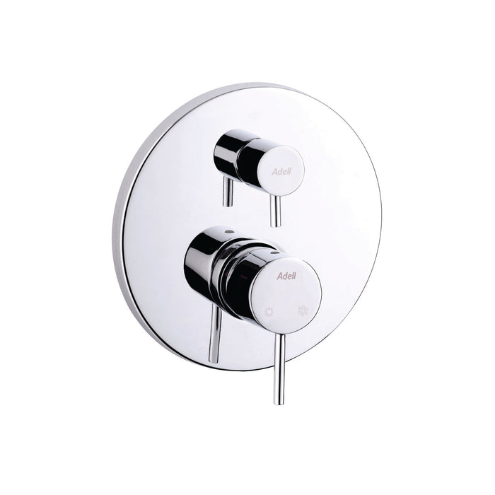 Rondo Control Unit for Concealed Bath Mixer