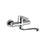 Dyno Wall Kitchen Mixer Swivel Spout