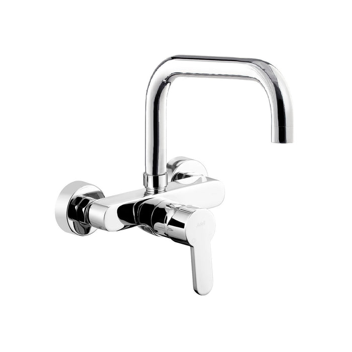 Lento Wall Kitchen Mixer W. Top Spout