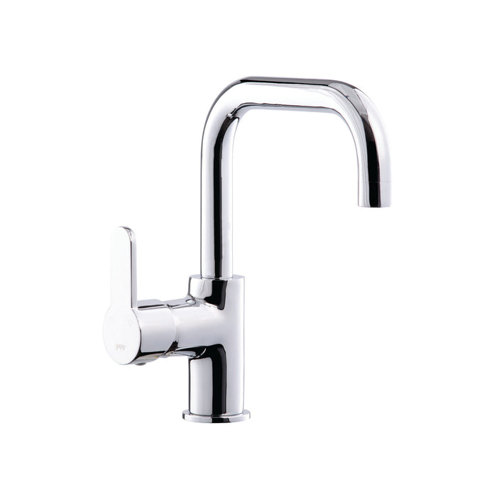 Lento Basin Mixer Swivel Spout
