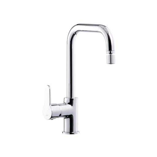 Lento Kitchen Mixer Swivel Spout w. Swivel Outlet