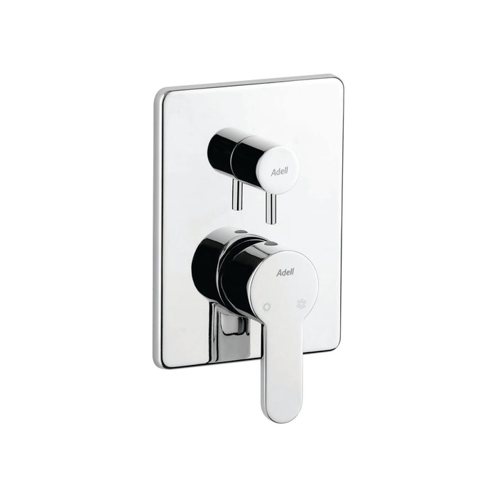 Lento Control Unit for Concealed Bath Mixer