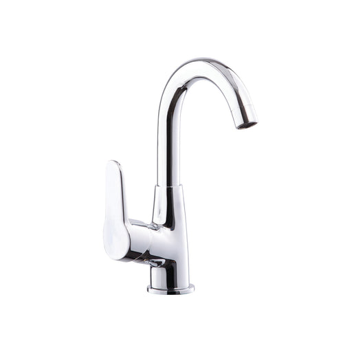 Fludo Basin Mixer Swivel Spout