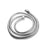 Shower Hose Double Lock Chrome
