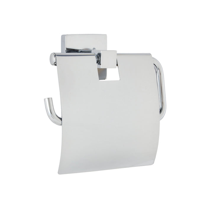 Tegra Toilet Paper Holder W. Cover