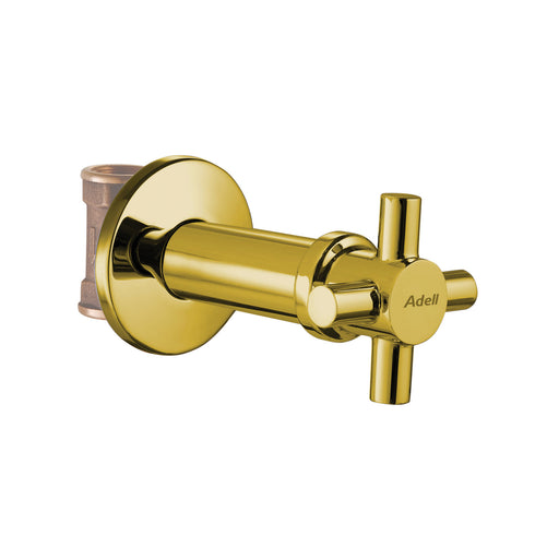 Forte Gold Concealed Tap Long Stem